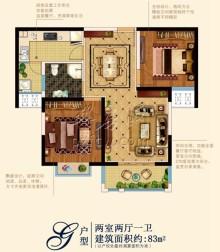 龙城国际理想城户型