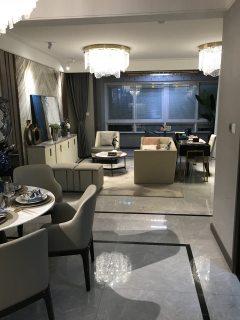 (新城区)大发融悦东方3室2厅2卫130m²精装修