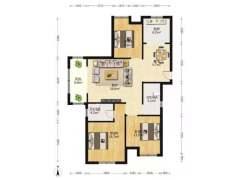(新城区)东方名郡4室2厅2卫142m²