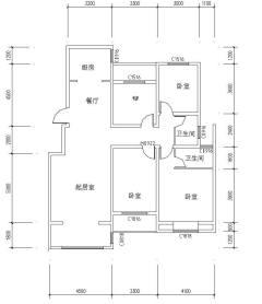 (新城区)御景湾4室2厅2卫