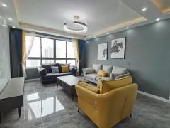 (新城区)汇川君临华府3室2厅2卫128m²
