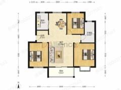 (城西区)祥和苑3室1厅1卫52万97m²出售