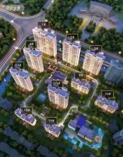 (新城区)天惠宁玥府3室2厅2卫88万122m²出售