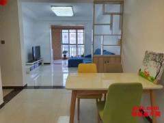 (老城区)二庙城市花园3室2厅1卫1333元/月120m²精装修出租