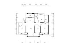 珑玺湾毛坯3室148m²112万可改一手无税费