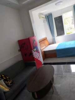 (新城区)乾通国际1室1厅1卫1000元/月56m²出租