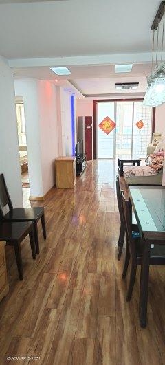 (新城区)中浙国贸花园2室2厅1卫1250元/月90m²出租