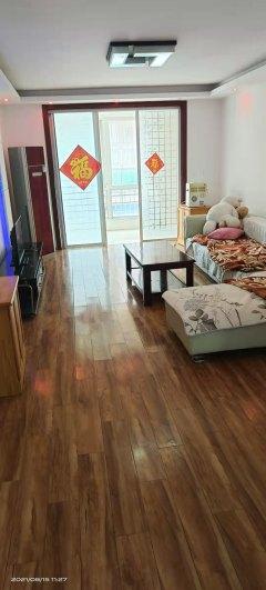 精装修!(新城区)中浙国贸花园2室2厅1卫90m²温馨舒适 有钥匙好房急租