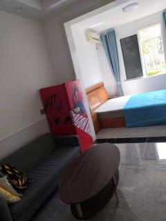 (新城区)乾通国际1室1厅1卫1000元/月55m²出租