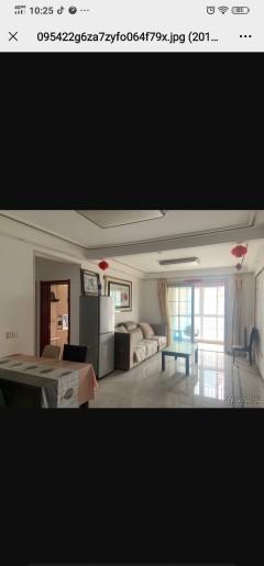 (老城区)二庙城市花园2室1厅1卫1100元/月86m²出租