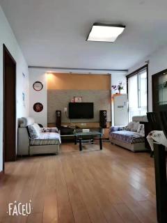 (新城区)运河人家2室2厅1卫1300元/月90m²出租