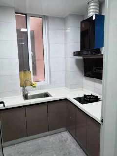 品质小区!(新城区)乾通国际1室1厅1卫55m²拎包入住 随时看房