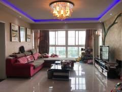 好房出售  名城国际电梯洋房 纯边户大三室精装,落地大阳台