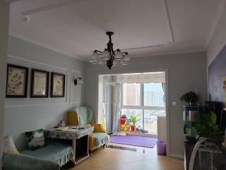 (新城区)阿尔卡迪亚文承苑2室2厅1卫73.8万76m²豪华装修出售