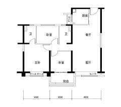 房东106万包税 (新城区)邳州碧桂园3室2厅2卫106万120m²精装修出售