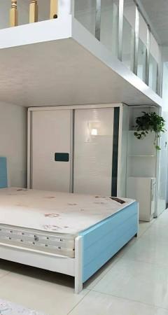 (新城区)乾通国际1室1厅1卫1250元/月45m²出租