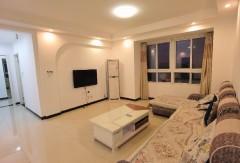 国际未来城3室2厅2卫1500元/月拎包即住