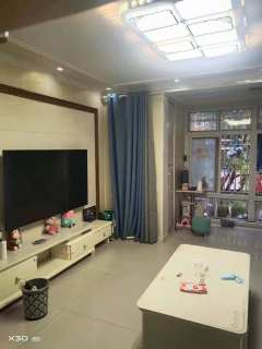 (新城区)印象珠江 3室2厅1卫1600元/月124m²简单装修出租